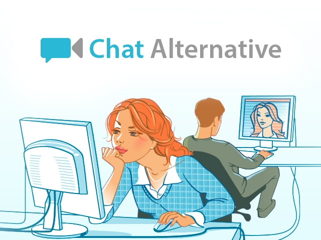 Video Chat Alternative is a free cam chat for random online dating.